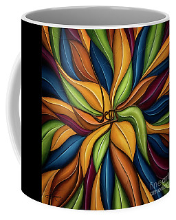 The Vine Coffee Mug