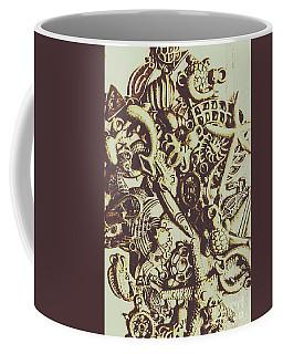 The Vintage Nautics Coffee Mug