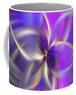 The Violet Flame. Spirituality Coffee Mug