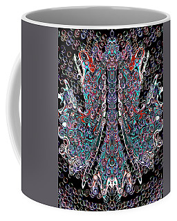 The Visit Coffee Mug