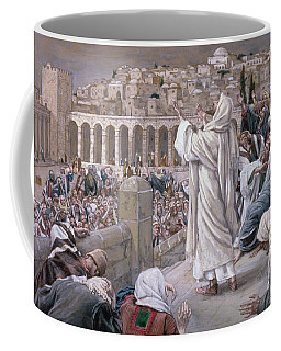 The Voice From Heaven Coffee Mug