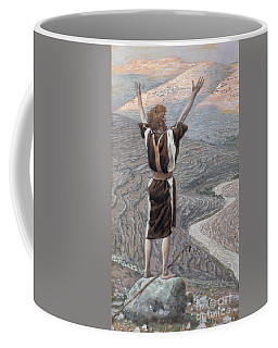 The Voice In The Desert Coffee Mug