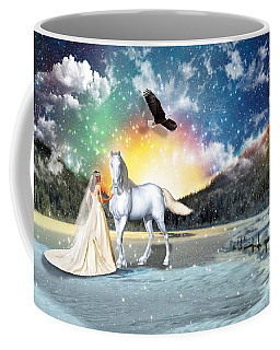 The Waiting Bride Coffee Mug