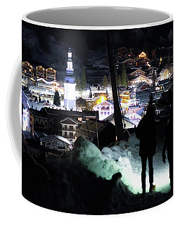 The Walk Into Town- Coffee Mug