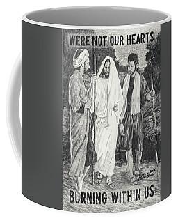 The Walk To Emmaus Coffee Mug