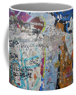 The Wall #10 Coffee Mug