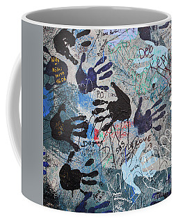 The Wall 34 Coffee Mug