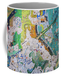 The Wall #8 Coffee Mug