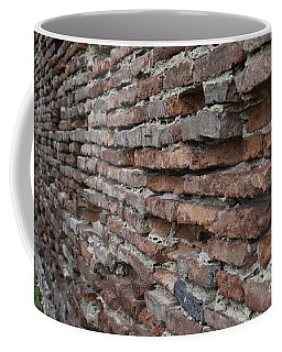 The Wall Coffee Mug by Cendrine Marrouat