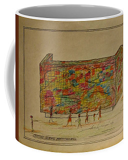The Wall Coffee Mug
