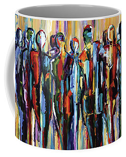 The Wanderers, Good People Series, Pure Justus Coffee Mug