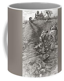 The Wandering Jew. Legend Tells Of A Coffee Mug