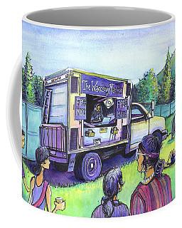 The Wandering Madman Coffee Mug
