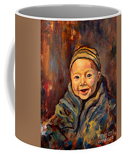 The Warmth Of Winter Coffee Mug