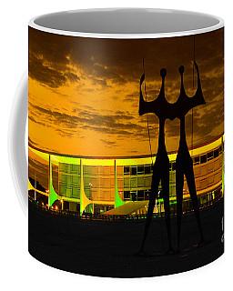 The Warriors Coffee Mug