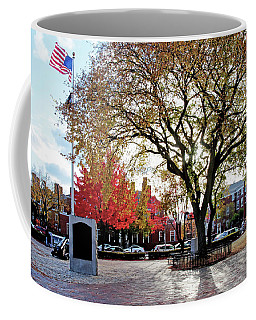 The Washington Elm Coffee Mug