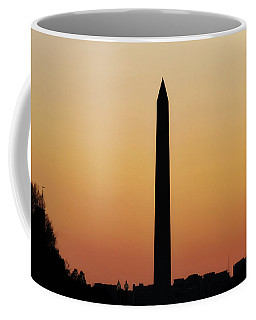 The Washington Monument Coffee Mug