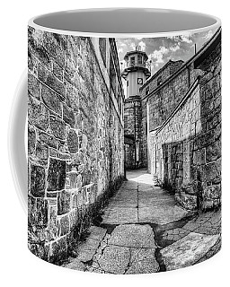 The Watch Tower Eastern State Penitentiary Coffee Mug