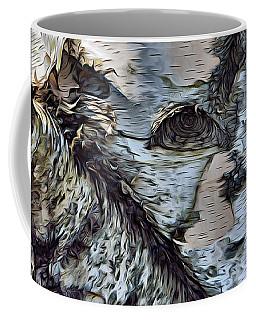 The Watcher In The Wood Coffee Mug