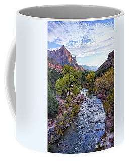 The Watchman Coffee Mug