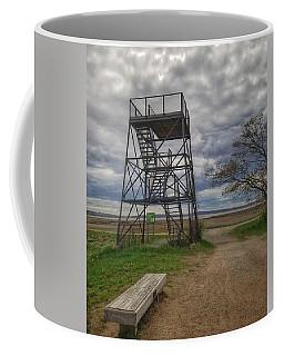 The Watchtower  Coffee Mug
