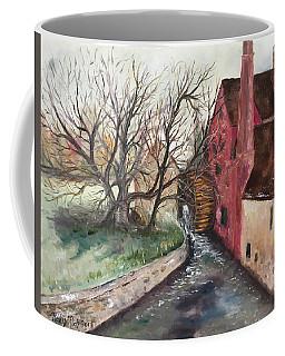 The Water Wheel Coffee Mug