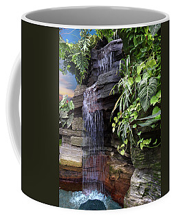 The Waterfall Coffee Mug