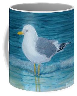 The Water's Cold Coffee Mug