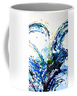 The Wave 2 Coffee Mug by Roberto Gagliardi