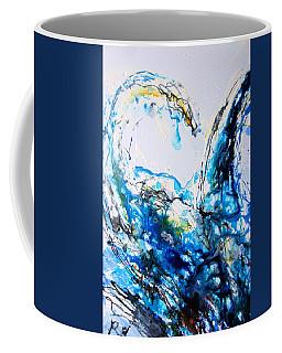 The Wave 1 Coffee Mug by Roberto Gagliardi