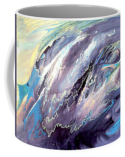The Wave That Never Crashes Coffee Mug