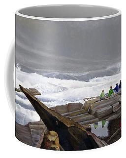 The Wave Watchers Coffee Mug