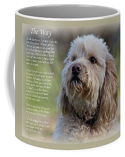 The Way Golden Doodle Coffee Mug