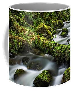 The Way Of Nature Coffee Mug
