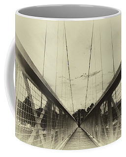 The Way Over The Bridge Coffee Mug
