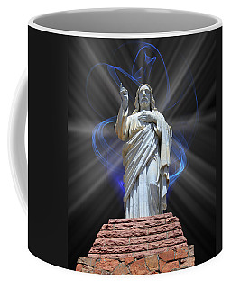 Coffee Mug featuring the photograph The Way by Shane Bechler