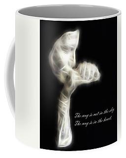 The Way Coffee Mug by Sir Josef - Social Critic -  Maha Art