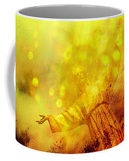 Coffee Mug featuring the photograph The Way, The Truth, The Life by Joel Witmeyer