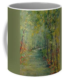 The Way To Tranquility  Coffee Mug