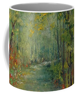 The Way To Tranquility  Coffee Mug