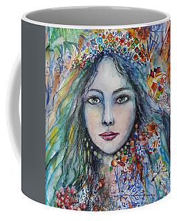 Wealth Of Winter Coffee Mug by Rita Fetisov
