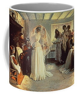 The Wedding Morning Coffee Mug