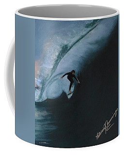 The Wedge - Shoot The Curl Coffee Mug
