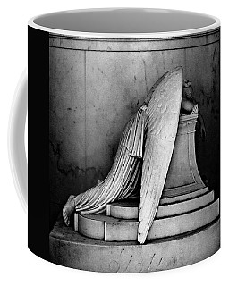 The Weeping Angel Coffee Mug