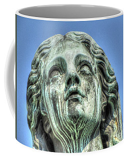 The Weeping Sculpture Coffee Mug