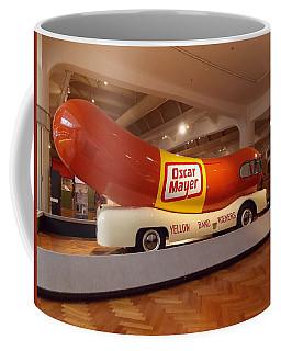 The Weinermobile 1 Coffee Mug