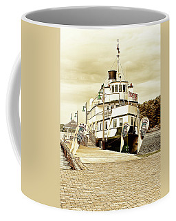 The Wenonah II Coffee Mug