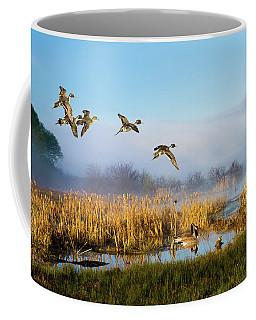 The Wetlands Crop Coffee Mug