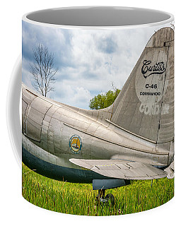 The Whale 3 Coffee Mug