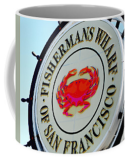 The Wharf Coffee Mug